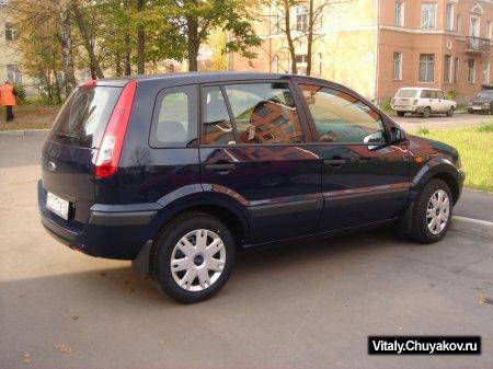 Как правильно купить Ford Fusion в Петербурге